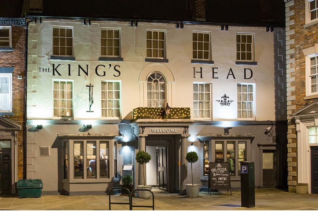 Kings Head Hotel In Hull The Kings Head Pub Beverley